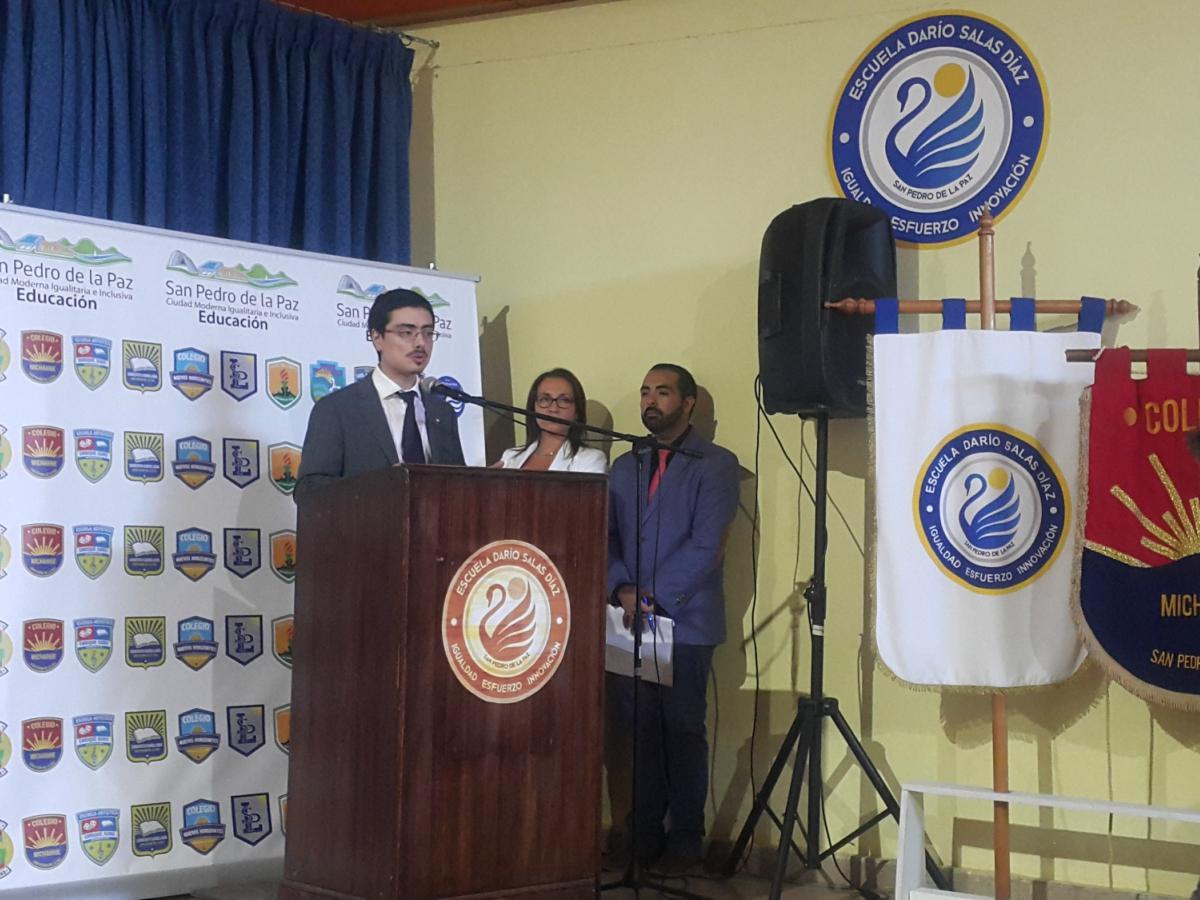 Inauguración Año Escolar 2018 EDS 3