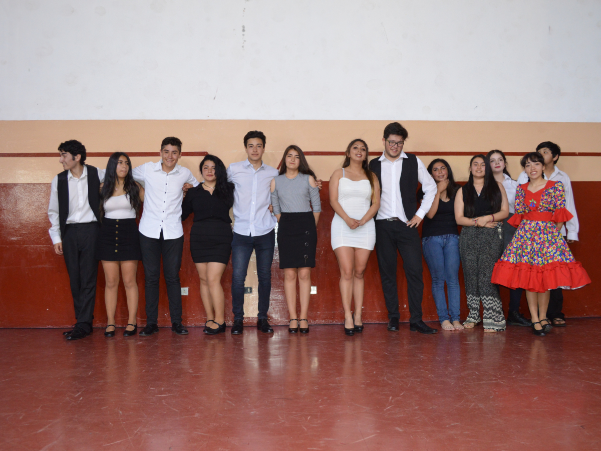 Presentación 2018 danza latinoamericana 1