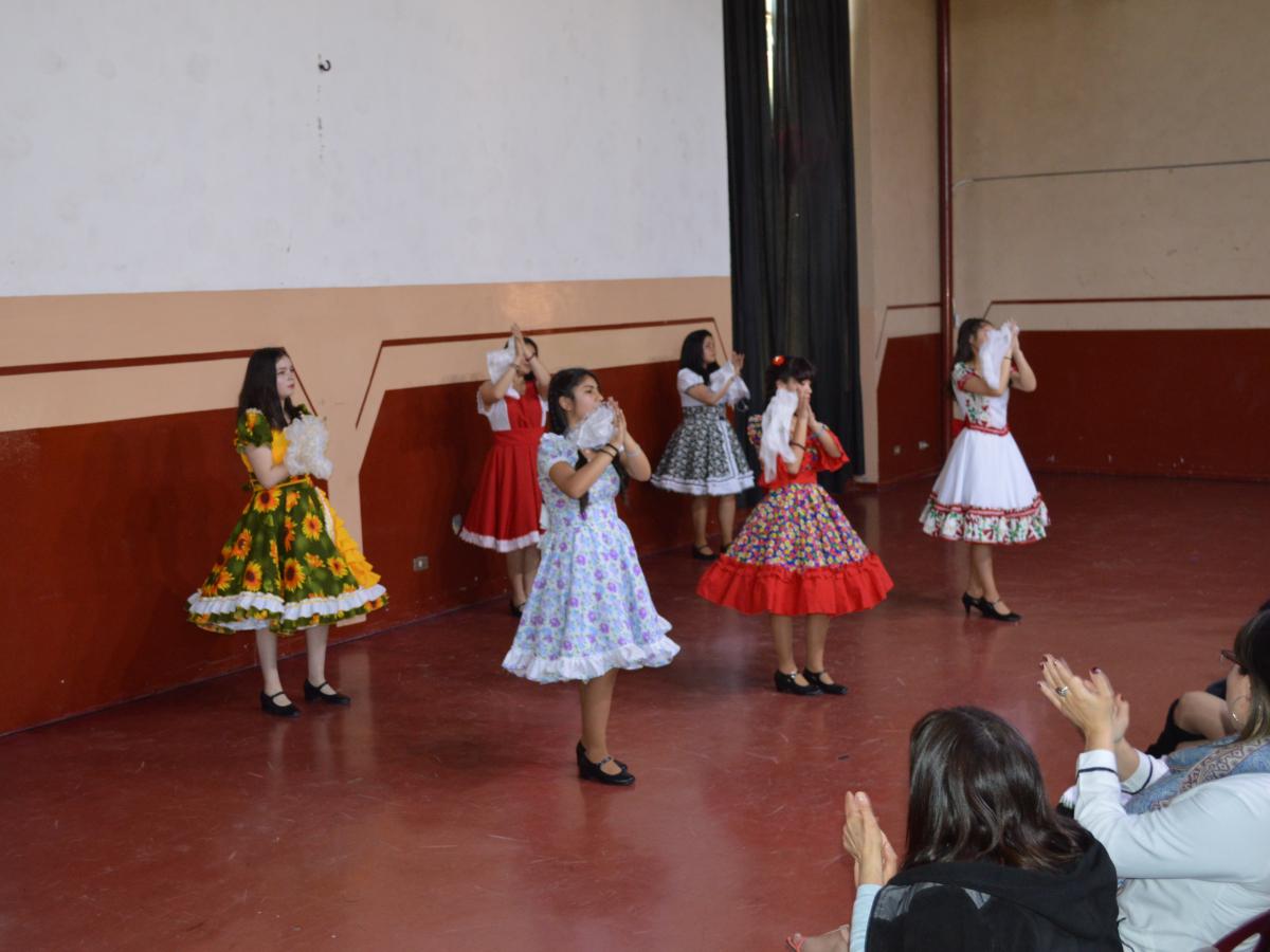 Presentación 2018 danza latinoamericana 2