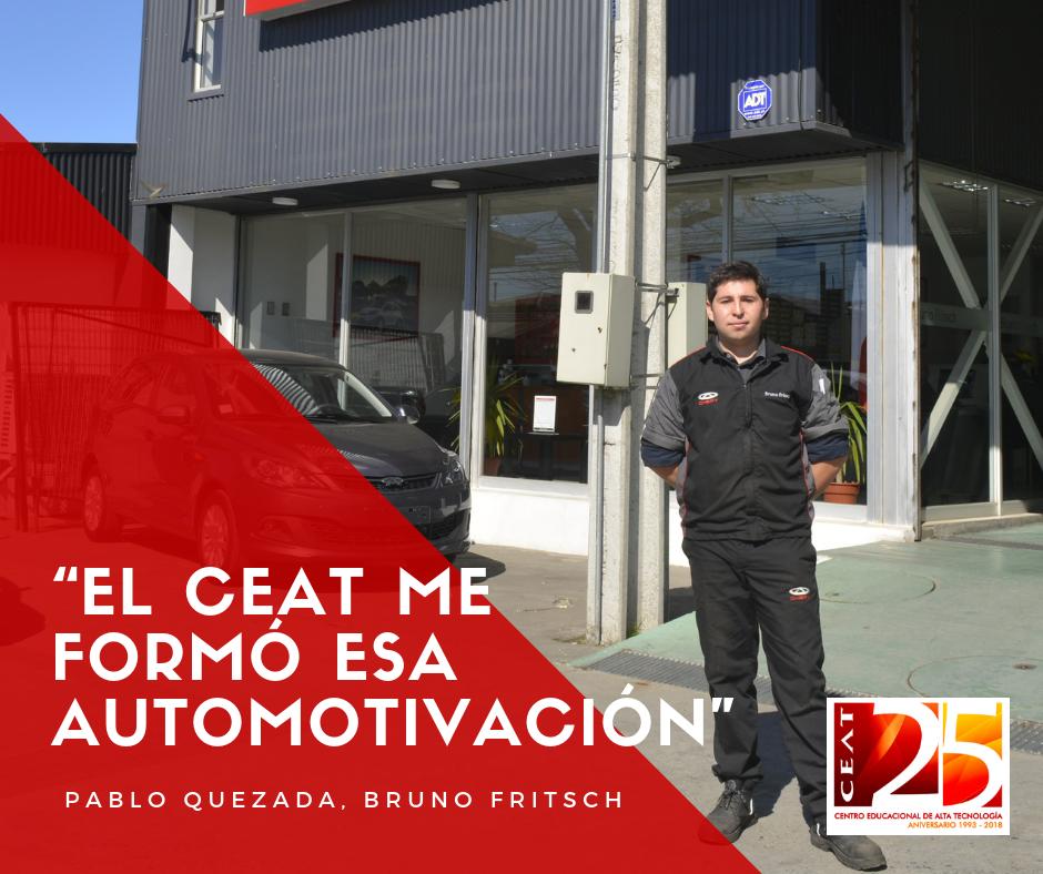 Testimonio 2018 Pablo Quezada