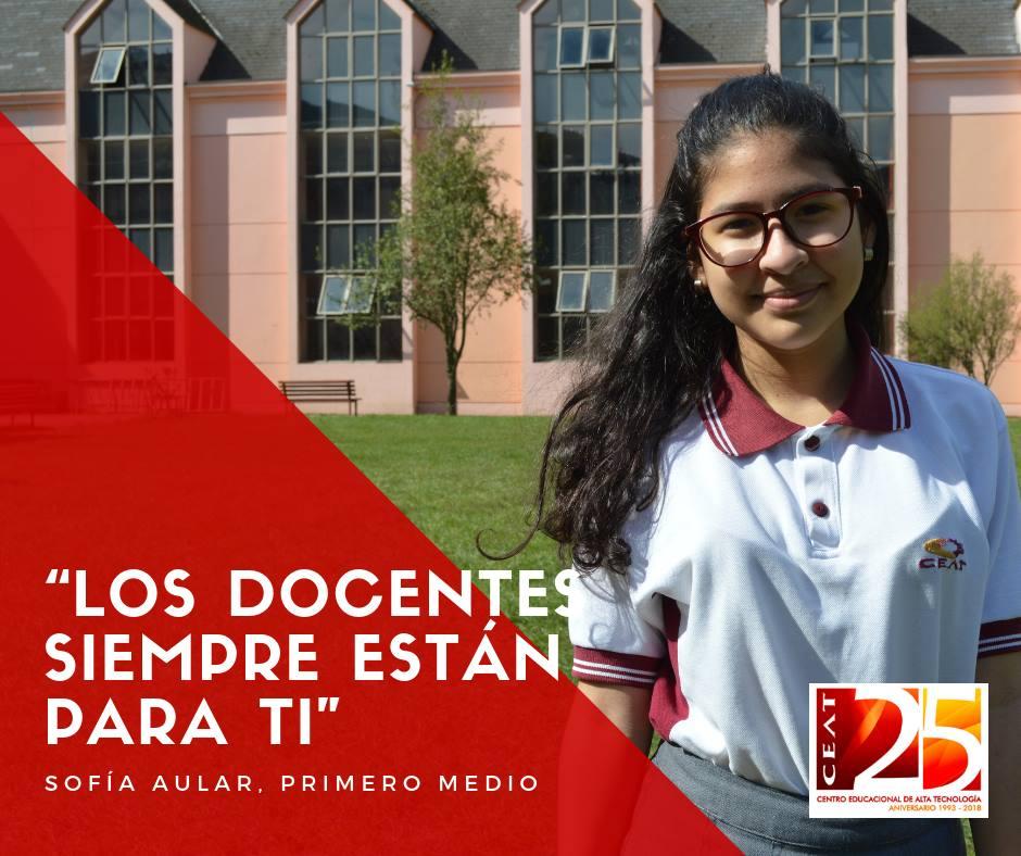Testimonio 2018 Sofia Aular