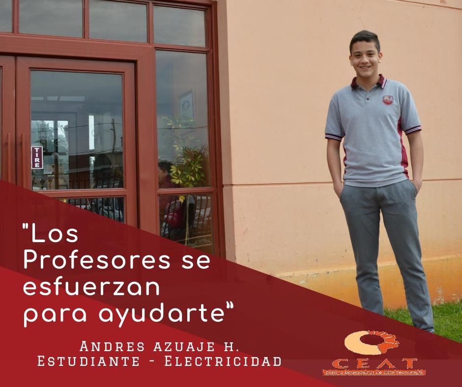 2019 - Andrés Azuaje