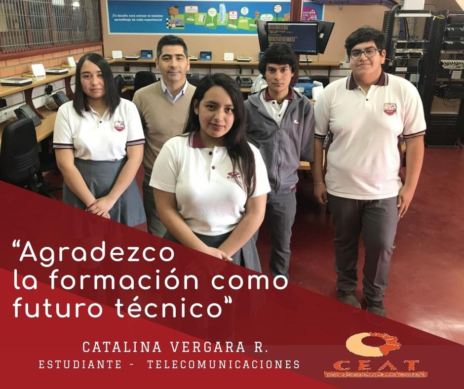 2019 - Catalina Vergara