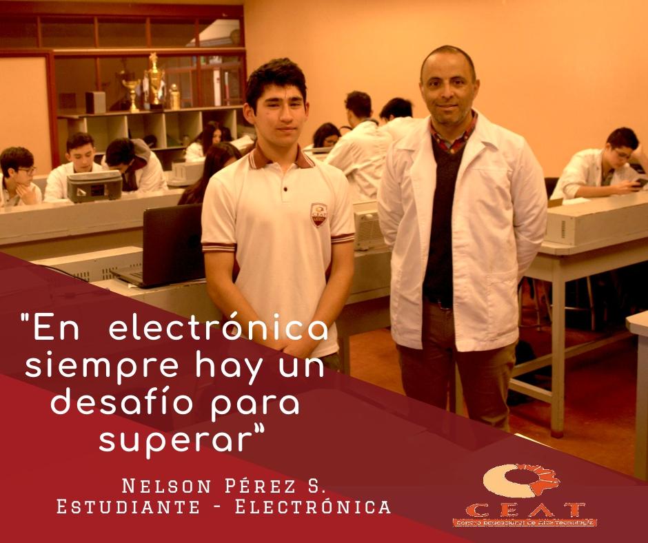 2019 - Nelson Pérez S-