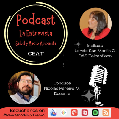 La Entrevista, Salud y Medio Ambiente Episodio #1: Loreto San Martín (invitada)